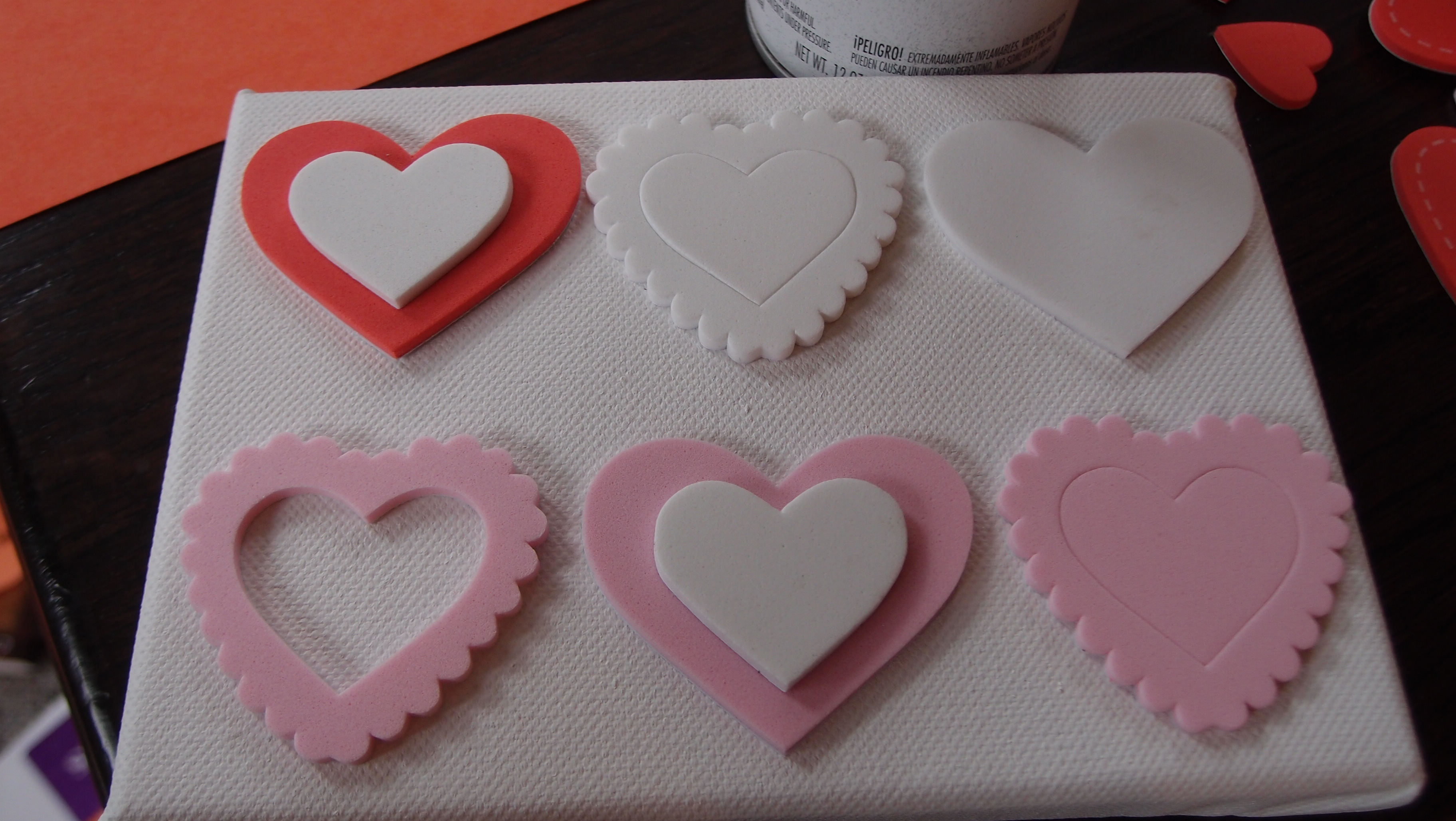 Valentine' Day Craft