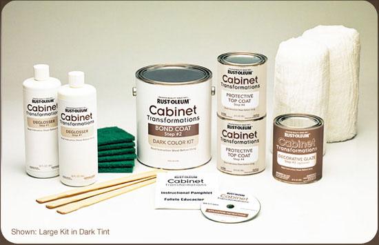 rustoleum cabinet refacing kit 2