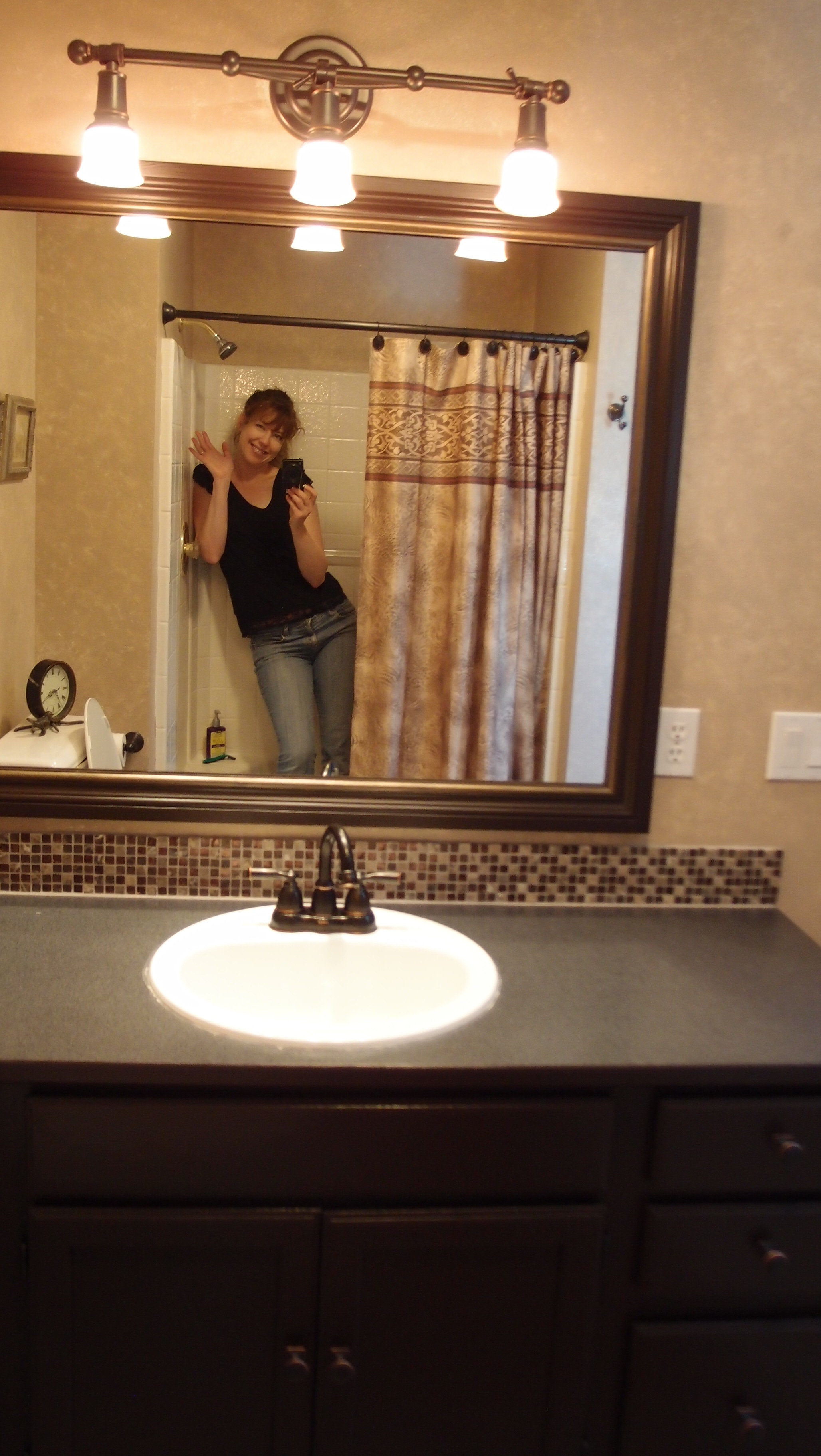 Bed Bath And Beyond Bathroom Mirrors Idea