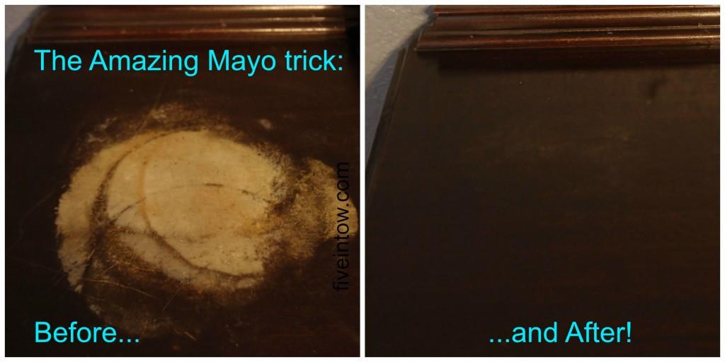 The Amazing Mayo Trick